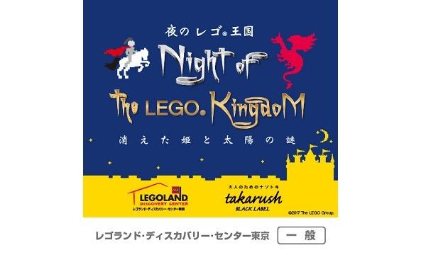 夜のレゴ王国~消えた姫と太陽の謎<一般チケット> in東京イベント