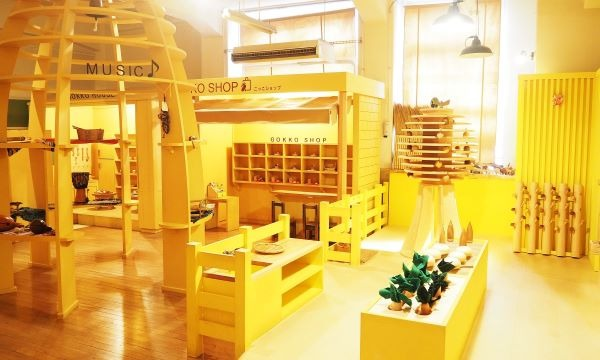 7/8(水)13時半-15時半 東京おもちゃ美術館 入館事前予約チケット イベント画像1