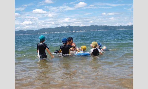 無人島!二名良日の夏のツリーハウスづくりワークキャンプ2019 イベント画像3