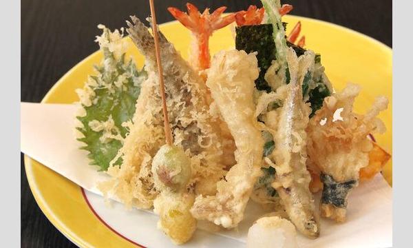 天ぷらを作って食べるクッキングオフ【モチツモタレツヒロバ運営】 in東京イベント