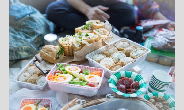 HITOKOMA Vol.3 お茶とピクニックの1コマ イベント画像2