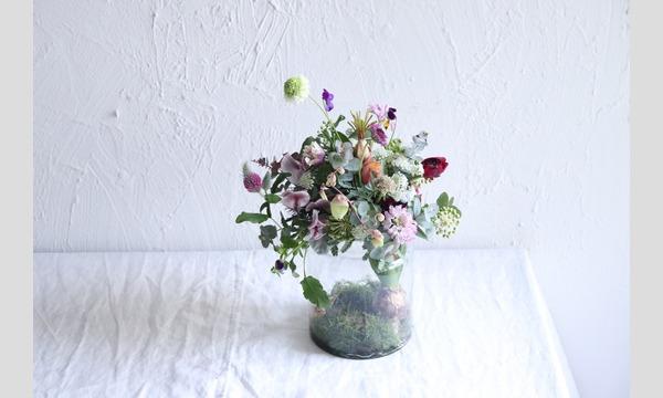 2月14日(金)14:00〜フラワーノリタケさんのガラスボトルの球根夫人@東京・下北沢 イベント画像1