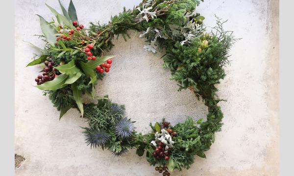 12月4日(水)10:00〜フラワーノリタケさんのクリスマスの七変化ガーランド@東京・下北沢 イベント画像2