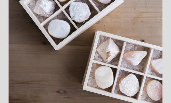 日本文芸社の10月20日(土)宝石のようなアイシングクッキー@東京・二子玉川イベント