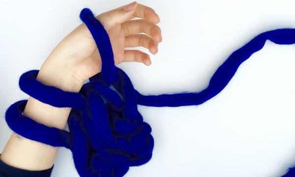 ニット編みワークショップ「Knittingbird 編む楽しさ 身につける楽しさ」@『NEWOLD STOCK』(蔵前) イベント画像3