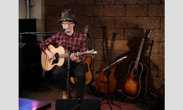 5th Streetの豊田渉平 Shohei Sho Time ~ギターについてのトーク&ショータイム~イベント