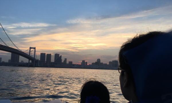 """9/18 17:45集合 Cool share 夕涼みクルーズ2017/ """"Yu-suzumi cruise2018 in東京イベント"""