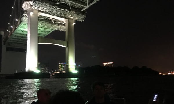 10/28 秋の夜長 イルミネーションクルーズ2017/illumination cruise 第2便 in東京イベント