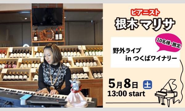 5月8日(土):野外コンサート inつくばワイナリー イベント画像1
