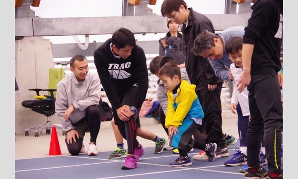 新豊洲Brilliaランニングスタジアム3周年記念イベント-誰もがヒーローになれる場所-RUN STAR50m親子運動会 イベント画像2