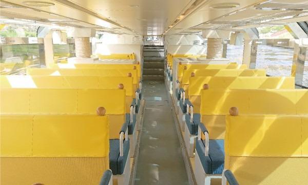 【夏の学割キャンペーン】大阪水上バス「アクアライナー」乗船券20%OFF イベント画像2