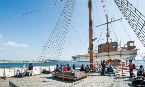 【秋の学割キャンペーン】『大阪港帆船型観光船サンタマリア』乗船券20%OFF! イベント画像2