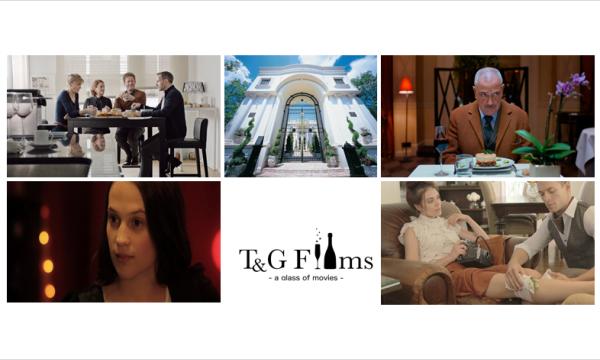 【平日昼】迎賓館でスイーツと楽しむショートフィルム イベント画像1